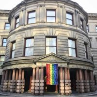 City Hall - Portland Pride - Gender Choice
