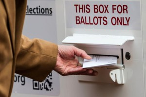 Vote - Oregon Ballot Measure 104