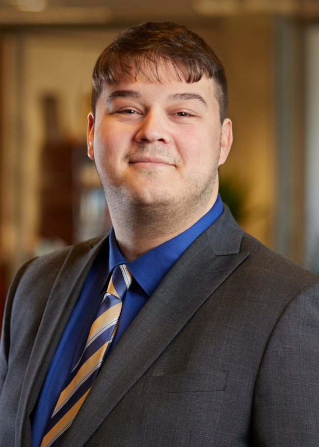Nicholas Rogers - Attorney